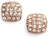 Givenchy 'Legacy' Pavé Stud Earrings
