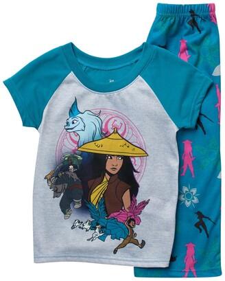 AME Raya & The Last Dragon Pajama Set