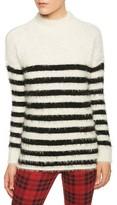 Sanctuary Women's Oversized Mod Mock Neck Sweater