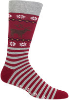 Hot Sox Men's Reindeer Socks