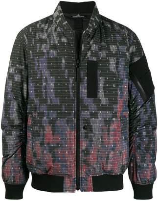Stone Island Shadow Project padded bomber jacket