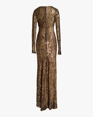 Maria Lucia Hohan Ailish Sequin Gown