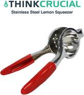 Stainless Steel Premium Quality Lemon Squeezer, by Think Crucial