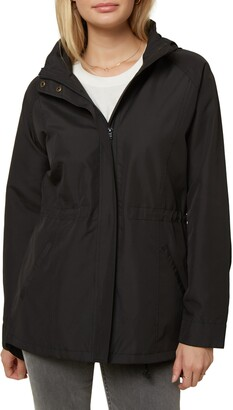 O'Neill Gayle Water Resistant Hooded Jacket