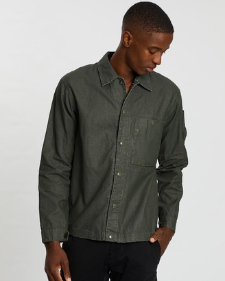 C.P. Company Plated Linen Shirt