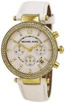 Michael Kors Women's MK2290 Chronograph Dial Diamond Set Watch