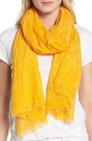 Eileen Fisher Women's Organic Cotton Scarf