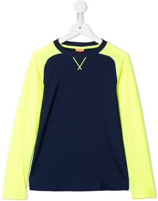 Sunuva Colour-Block Sweatshirt