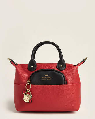 Juicy Couture Cherry Charm School Satchel