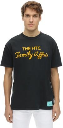 Htc Los Angeles Htc Family Print Jersey T-Shirt