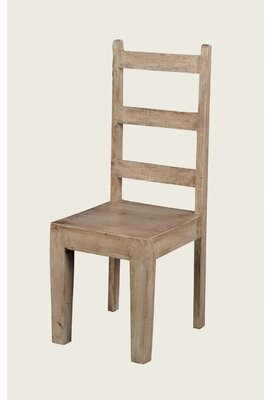 AA Importing Solid Wood Dining Chair