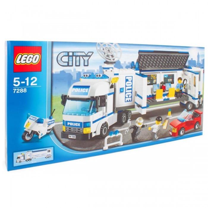 Lego Mobile Police Unit