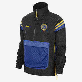Nike Women's NBA Tracksuit Jacket Warriors Courtside