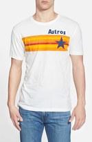 Red Jacket Men's 'Houston Astros - Brass Tacks' T-Shirt