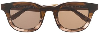 Thierry Lasry Square-Frame Sunglasses