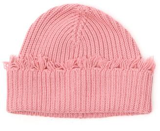 Alanui Turn Up Hem Knit hat