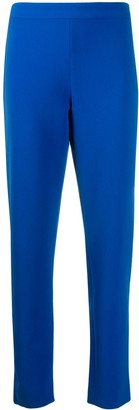 Moschino Slim Cropped Trousers
