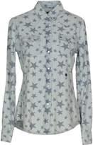 Hydrogen Denim shirts - Item 38665313