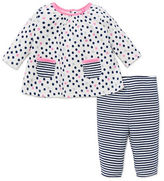 Offspring Printed Tunic and Leggings Set