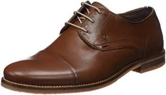 Martinelli Men's Russell 1335-1086U Derbys, Brown Cuero