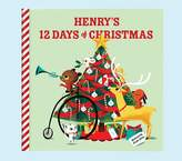 Pottery Barn Kids My 12 Days of Christmas Personalized Books