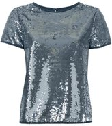 Zadig & Voltaire 'Trusty' T-shirt - women - Silk/Cotton/Polyester - M