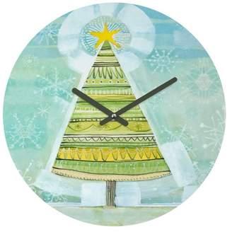 Deny Designs Cori Dantini Forever So Unchanging Round Clock