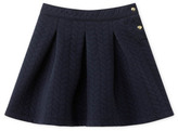 Petit Bateau Lise Quilted Skirt