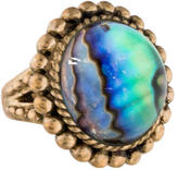 Stephen Dweck Dome Mother of Pearl Ring
