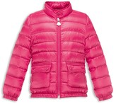 Moncler Girls' Lans Down Jacket - Big Kid