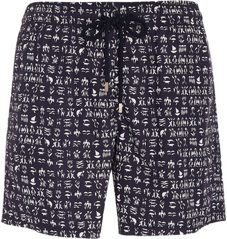 Vilebrequin Moorea Fortune Teller Printed Swim Shorts