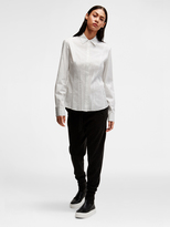 DKNY Pure Pull On Wool Pant