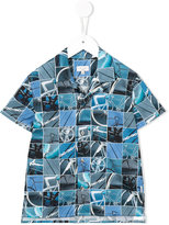 Paul Smith printed shirt - kids - Cotton - 3 yrs