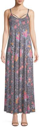 Rachel Pally Gilley Floral Dress