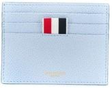 Thom Browne logo patch cardholder