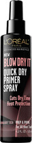 L'Oreal Blow Dry It Quick Dry Primer Spray