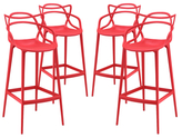 Modway Entangled Barstools (Set of 4)