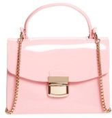 Girl's Popatu Jelly Crossbody Bag - Pink