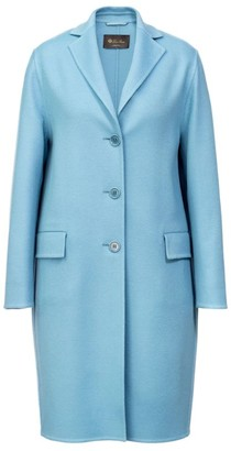 Loro Piana Chuck Cashmere Double Coat