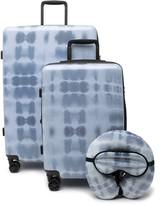 CalPak Luggage TIe-Dye 4-Piece Travel Set