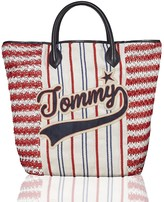 Tommy Hilfiger Collection Baseball Tote