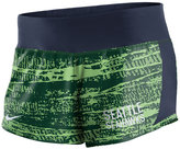 Nike Women's Seattle Seahawks Printed Crew Shorts