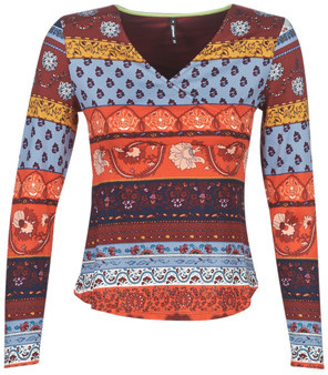 Smash Wear FLASH women's Long Sleeve T-shirt in Multicolour