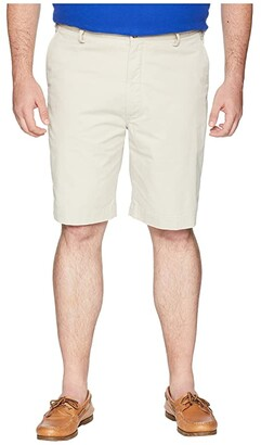 Polo Ralph Lauren Big & Tall Big Tall Stretch Flat Shorts (Nautical Ink) Men's Shorts
