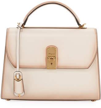 Salvatore Ferragamo Grande Boxyz Shaded Bag