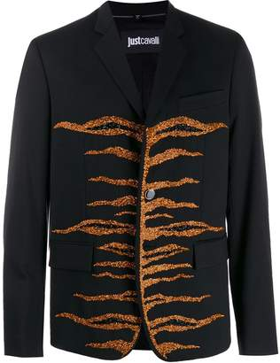Just Cavalli embellished blazer