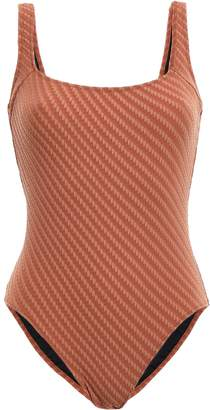 Solid & Striped The Daisy Braided Swimsuit