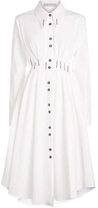 Palmer Harding Palmer//Harding Escen Midi Shirt Dress