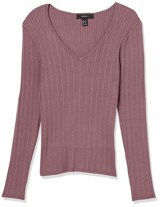 Forever 21 Women's Plus Size V-Neck Sweater
