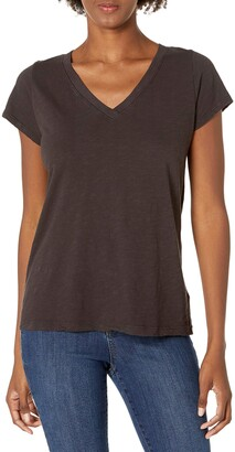 Velvet by Graham & Spencer Women's Jilian Originals V-Neck Tee
